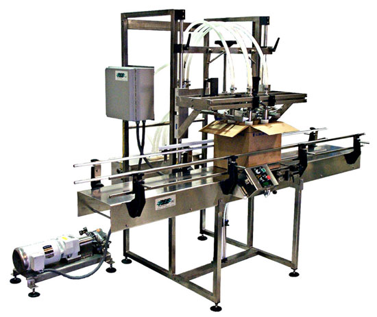Manual Filling System